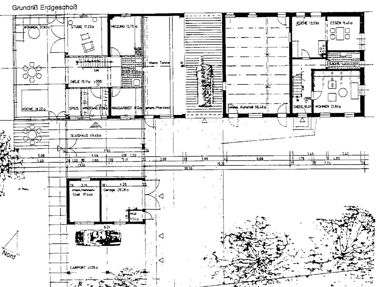 Grundriss 3 Erdgeschoss