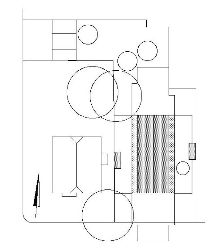 Grundriss 4 Doppelhaus