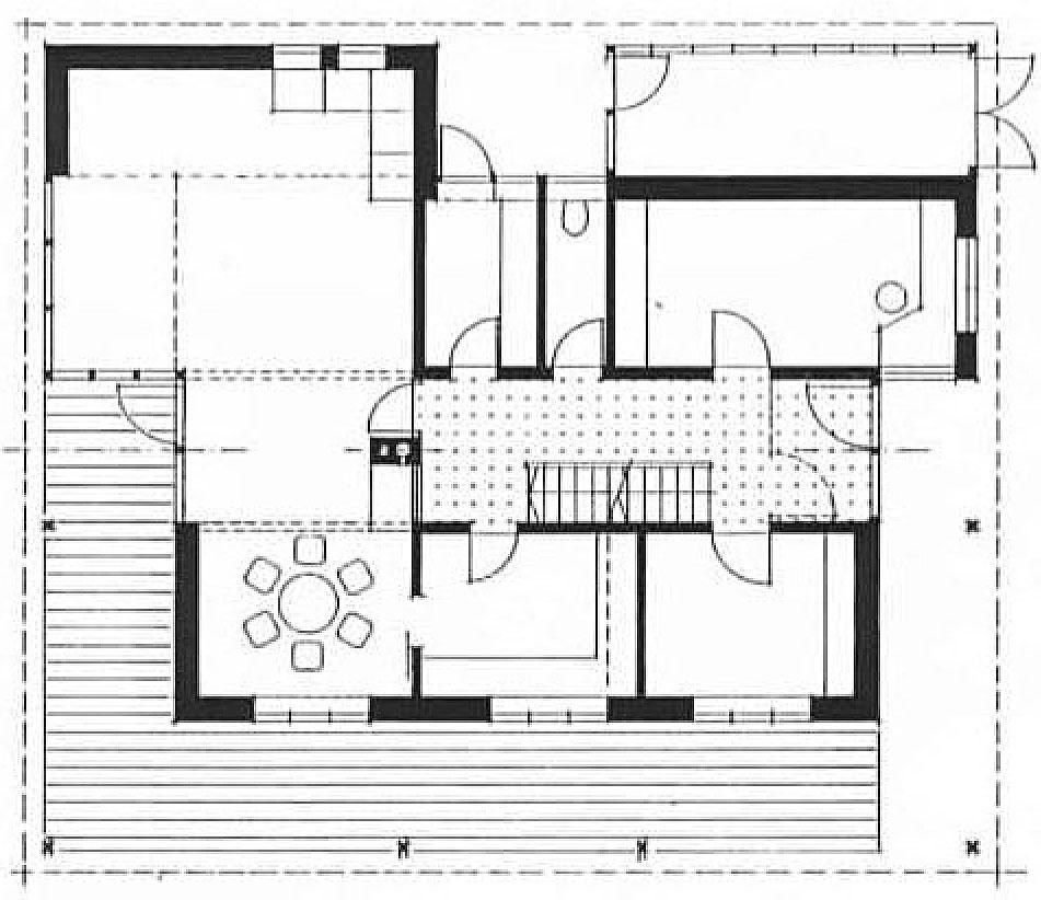Wohnhaus Leutkirch Skizze 1