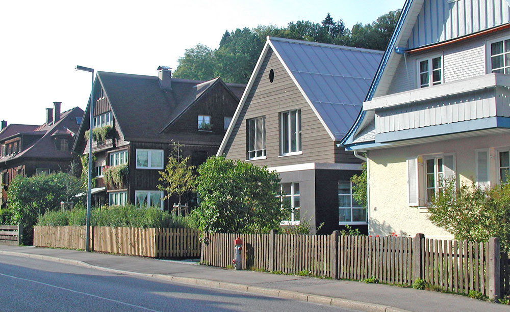 Stadtvilla in Immenstadt